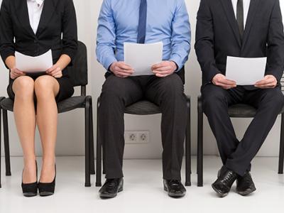 executivos sentados