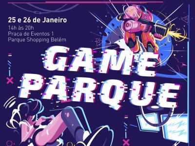 Imagem mostra cartaz do evento