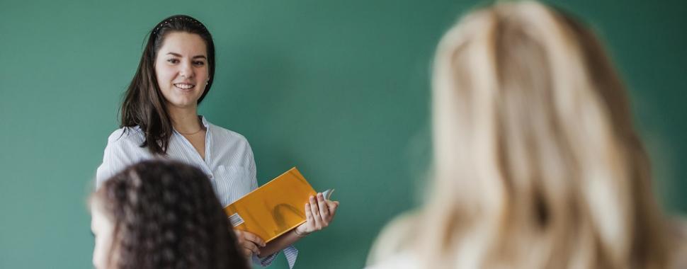 Professores do Grupo Ser Educacional contam porque escolheram a profissão. Foto: Freepik
