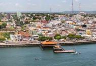Santarém é uma das cidades mais importantes do estado do Pará